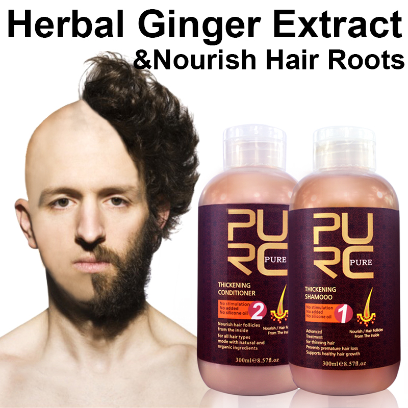 Regrowth healthy and strong hair natural thickening shampoo and conditioner new popular reviews