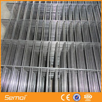 china supplier Reinforce stainless steel rebar welded wire fabric mesh panel(China Manufacture)