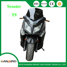 1000W high speed electric moped car for Venezuela