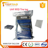 915MHz Rubber Rfid UHF Spring Tire Tag Sticker for Truck Tracking Factory Price
