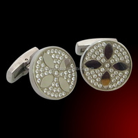 Wholesale factory new cufflink manufacturer jewelry findings