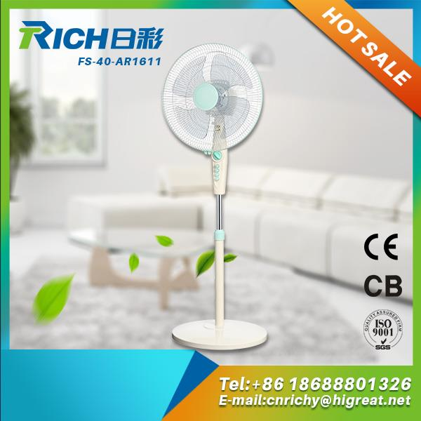 "china factory 220v 12"" inch pedestal stand fan"