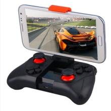 Wireless Game Controller Bluetooth Gamepad 360 VR Game IOS Android Joystick Rechargeable Remote