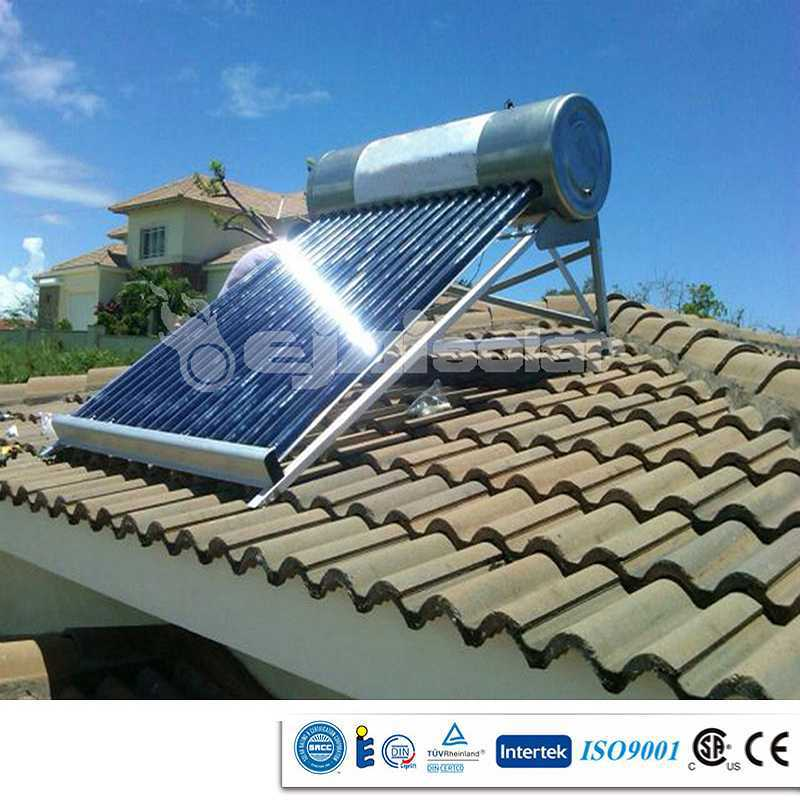 200L South Africa hot selling solar water heater