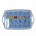 High Quality Rectangle Shape Melamine Serving Tray