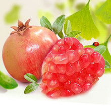 pomegranate is The fresh fruit made in China