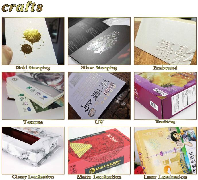 Yilucai custom new style drawer hair extention packaging