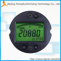 H2088T Low cost smart 4-20ma pressure transmitter with lcd display / 4-20ma pressure transmitter
