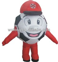 Customized inflatable animal toy for promotion
