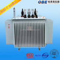 S9 distribution transformer dyn11 22kv oil transformers