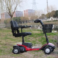 2016 new CE taizhou scooter md50qt-3