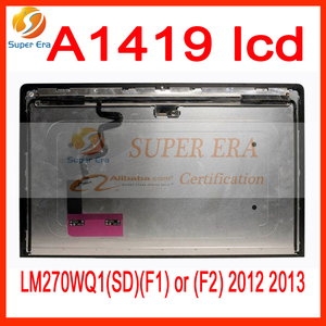 27'' LED LCD Glass Screen Panel Full Assembly for iMac A1419 LM270WQ1(SD)(F1) or (F2) 2012 2013year
