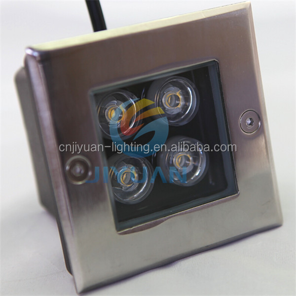 9W IP67 Led Ground Level Light