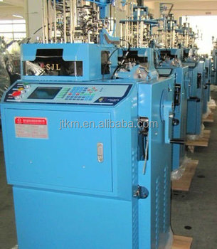double cylinder jacquard sock knitting machine SJL-606