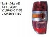 For mazda bt50 2007 2008 tail lamp/side light/lamp accessories
