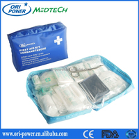 New Product DIN13164 Germany CE FDA approved wholesale oem promotional auto hospital emergency kit