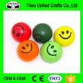 Cheap Colorful Smile Face Ball Pit Balls