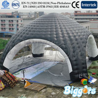 Outdoor Customized Inflatable Work Event Dome Tent Hire