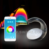 2016 innovative gadget bluetooth speaker led rgb portable table lamp