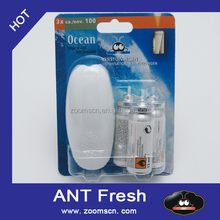 ANT FRESH OCEAN SCENT CAR/OFFICE/HOME AIR FRESHENER FRAGRANCE MIST SPRAY