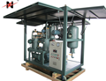Double Stage Vacuum Dielectric Oil Precessing Plant, Full Enclosed Transformer Oil Filtration Plant for Sale