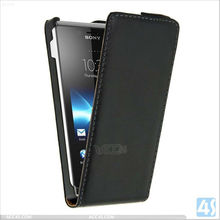 Hard Rubberized Rubber Coating Style Devise Back Case Cover With Screen Protector case for Sony Xperia J ST26i
