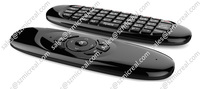 Wireless Air Mouse Keyboard With 3D Somatic Handle For Smart TV