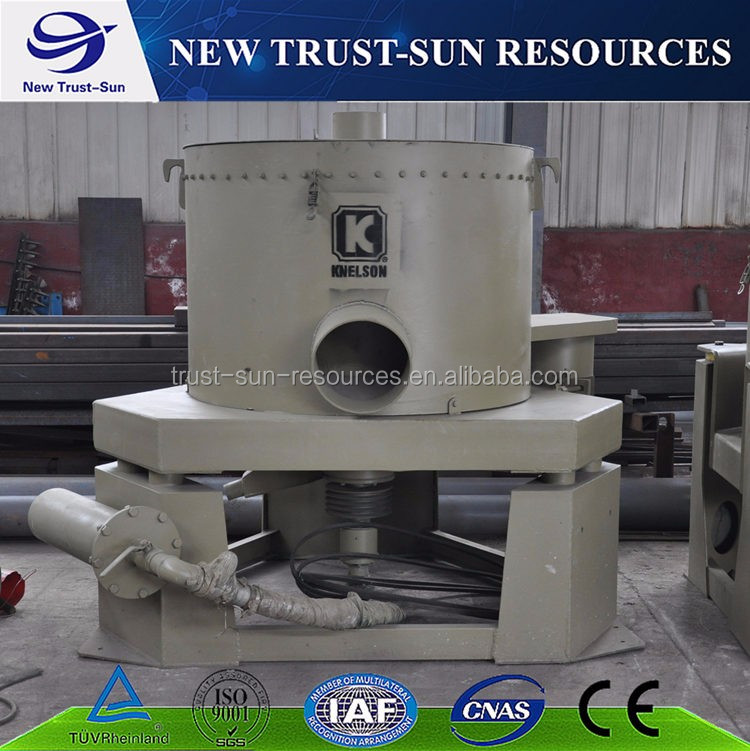 China gold centrifugal knelson concentrator Mineral Separator