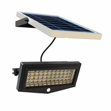 Professional solar panel security light OEM
