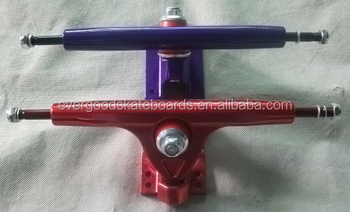 Gravity Casting Anodized Trucks
