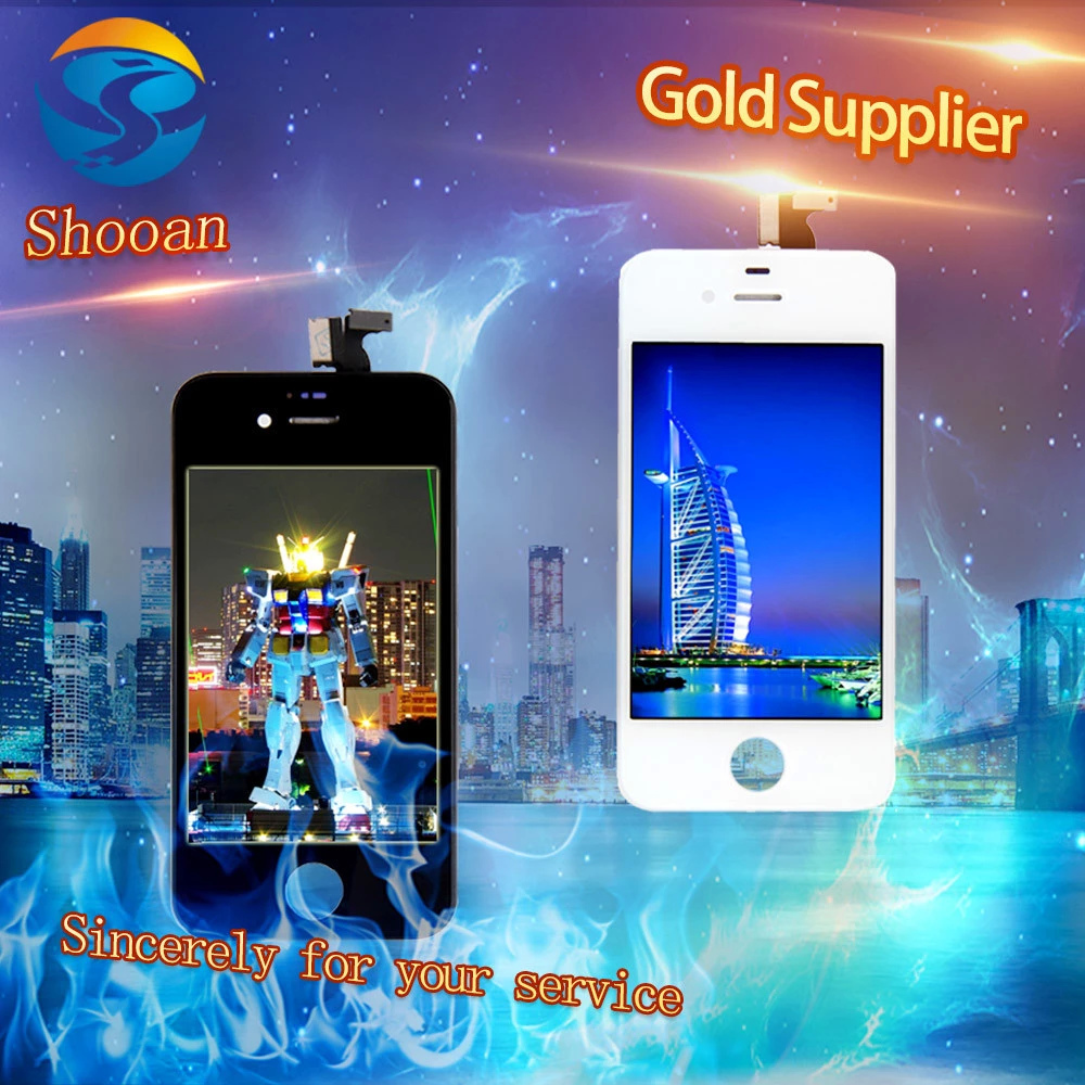 no separation lcd for iPhone 4s fix,for iPhone 4s screen