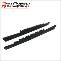 High quality side skirts auto body part fit for 1M RZS auto car body kit