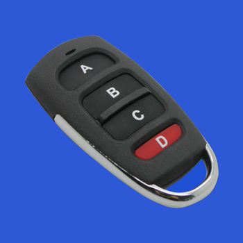 4 Different Buttons Cheap Car Remotes MC084