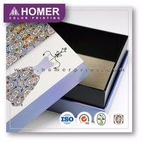 HOMER Factory price customized design Cardboard Gift Boxes