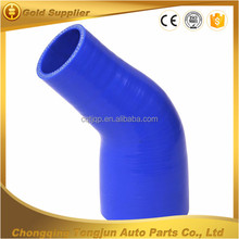 3-4 inch 45 degree elbow reducer silicone hose