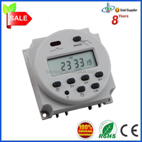 12V programmable timer switch/digital countdown timer switch for heaters