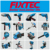 FIXTEC 170W Electric Mini Angle Grinder Mini Grinder Set With 40 Pcs Accessories Set