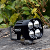 Top Waterproof LED Motor Bike light Dirtbike Driving lamp, LED work light 40W LED motorcycle tail light
