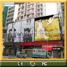 Fashion Design Outdoor Full Color LED Display With Hing Definition