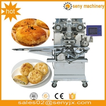 Top quality best sell filled striped cookie machine