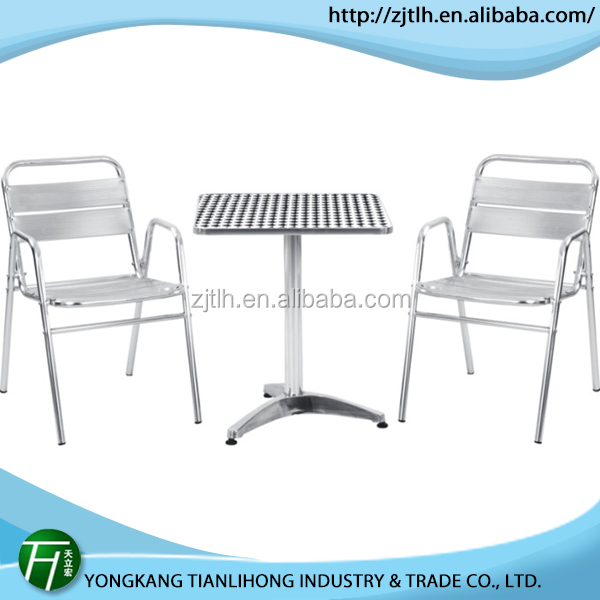 hot salling!!! outdoor cast aluminium bbq table and chair sets