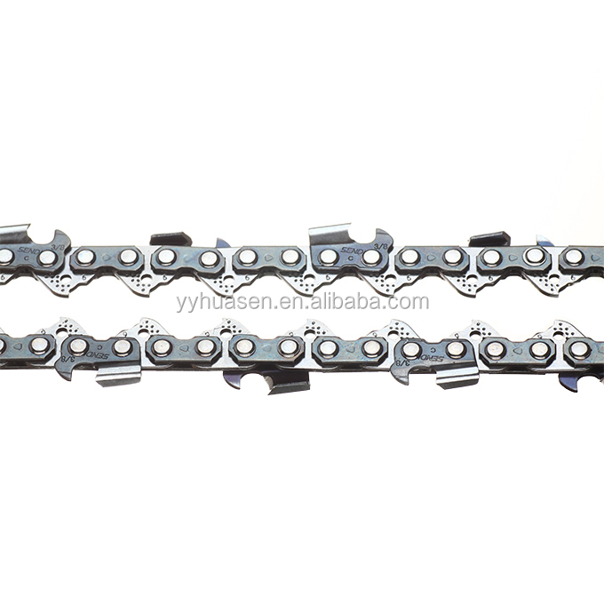 "Chain saw 3/8"" guage 0.058 chinese gas steel chain saw"