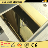 304L hairline stainless elevator decoration cheap steel sheet