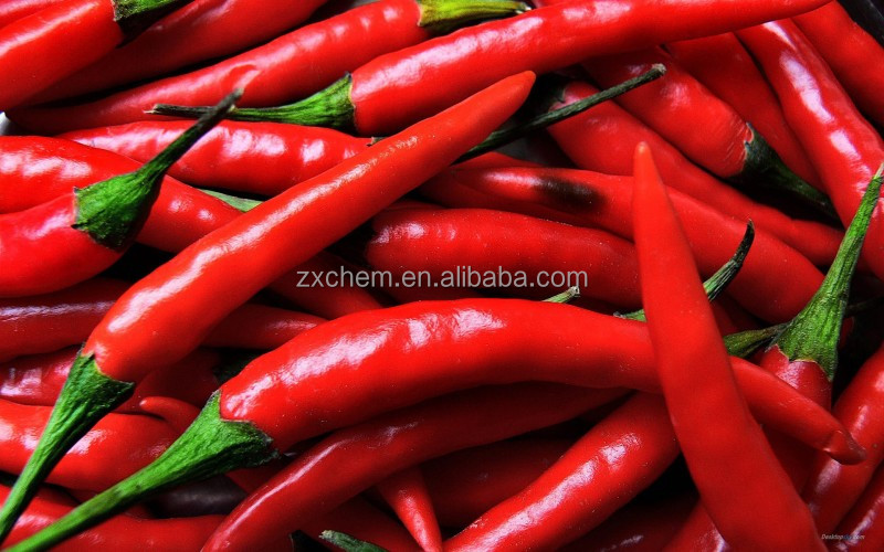 Paprika Oleoresin - Natural color for food and cosmetics