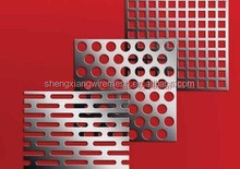 Aluminum, Stainless Steel, Galvanized Steel Perforated Metal Sheet in Low Price
