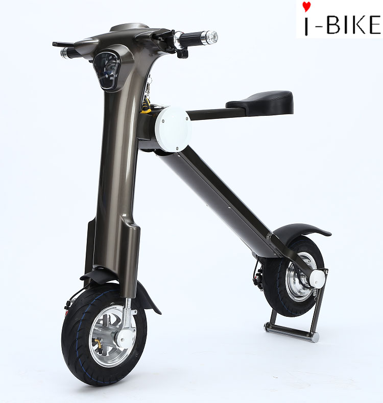 2017 new smart mini light electric bicycle/scooter for youth