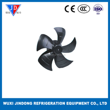 aluminum casting axial flow fan of air conditioner external rotor motor axial fan