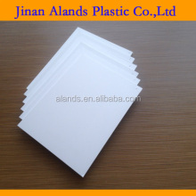 pvc flexible plastic sheet 2mm 4x8 high density PVC foam sheet