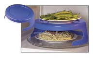 New design dual microwave plate holder