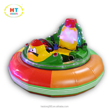 China best selling remote control steering wheel adults bumper car dodgems car for sale